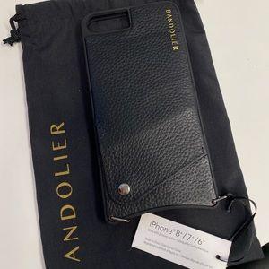 ‼️NWT‼️ Bandolier Case — iPhone 8+/7+/6+